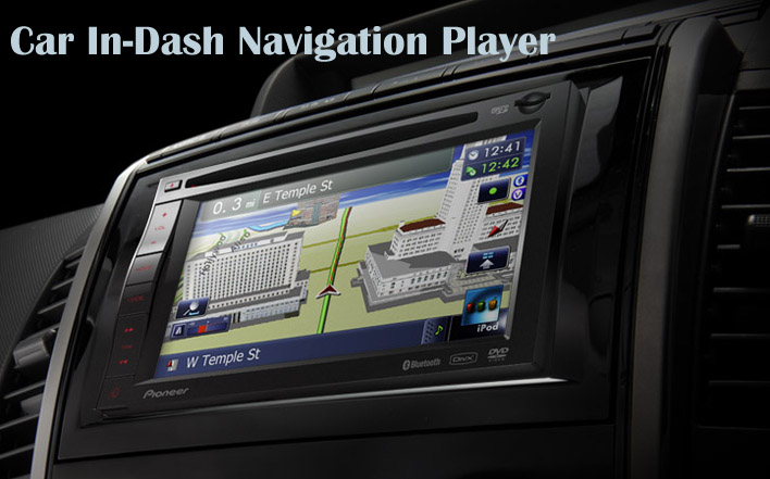 In-Dash Car Navigation